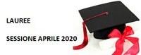 laurea spocri aprile 2020