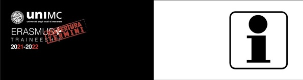 BANDO ERASMUS+ TRAINEESHIP 2021/2022 RT