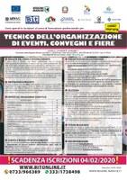 CORSO GRATUITO | Tecnico organizzazione eventi, convegni e fiere