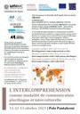 locandina INTERCOMPREHENSION