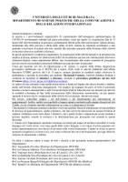 Lettera Dipartimento SPOCRI-UNIMC ai propri studenti